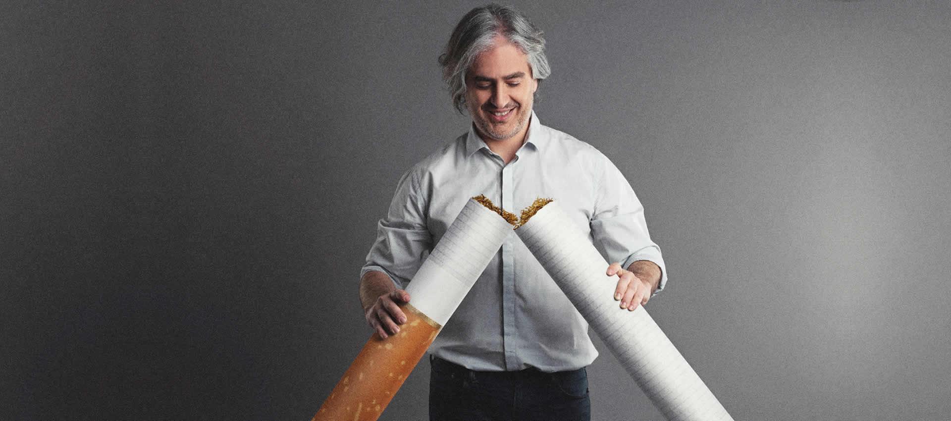 Sigarayı Bıraktıran Adam