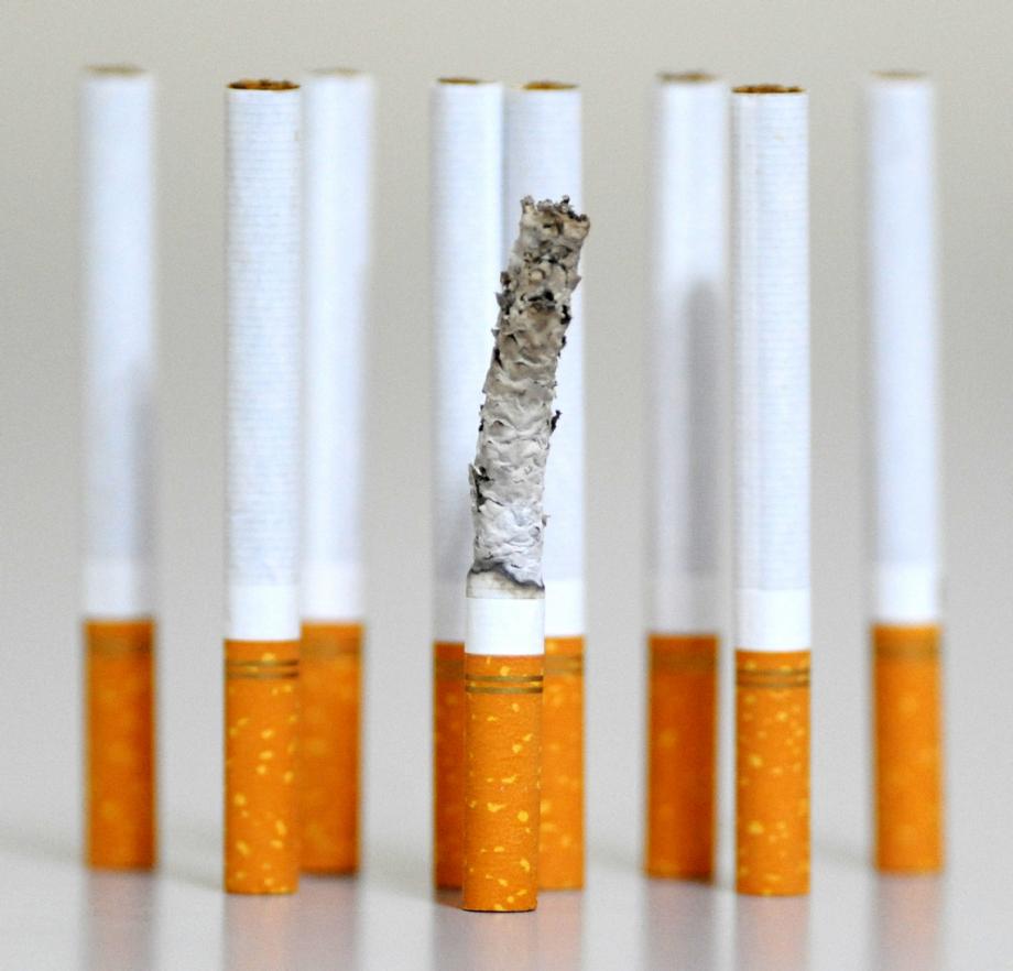 SİGARALI CVLER YANDI - Emre Üstünuçar - Sigarayı Bıraktıran Çocuk